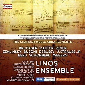 The Chamber Music Arrangements CD3