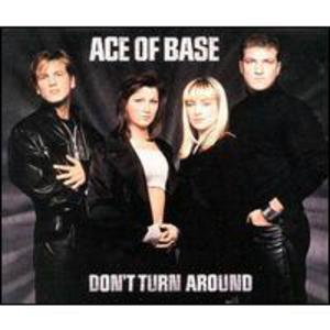 Don't Turn Around (Single)