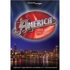 America - Live In Chicago (DVDA)