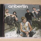Anberlin - Paperthin Hymn (CDS)
