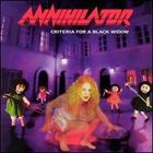 Annihilator - Criteria For A Black Window
