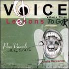 Ariella Vaccarino - Voice Lessons To Go V.3- Pure Vowels