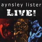 Aynsley Lister - Live !