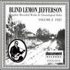 Blind Lemon Jefferson - Complete Recorded Works, Vol. 1 - 1926