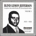 Blind Lemon Jefferson - Complete Recorded Works, Vol. 4