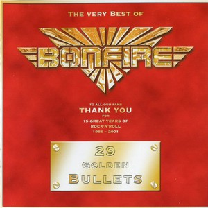 29 Golden Bullets: The Very Best Of Bonfire CD1