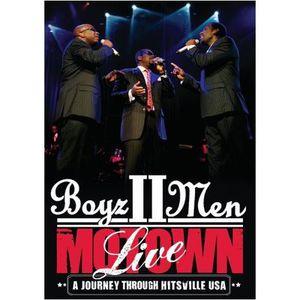 Motown Live: A Journey Through Hitsville USA (DVDA)