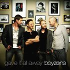 Boyzone - Love Is A Hurricane (UK CDS)