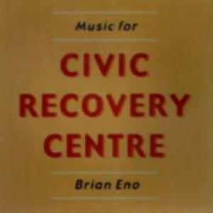 Music for Civic Recovery Center