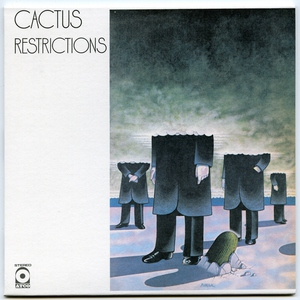 Restrictions (Vinyl)
