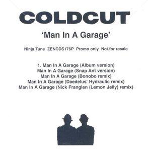 Man In A Garage (CDM)