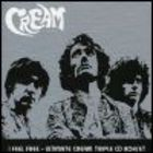 Cream - I Feel Free: Ultimate Cream CD1