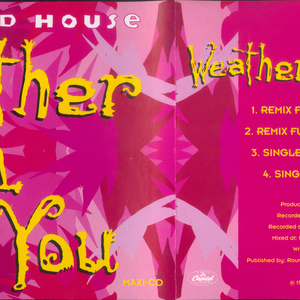 Weather With You (The Remix) CD5