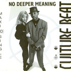 Culture Beat - No Deeper Meaning (CDS)