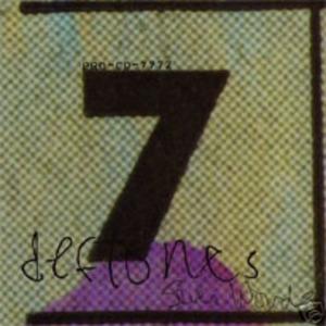 7 Words (CDS)