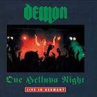 Demon - One Helluva Night - Live In Germany