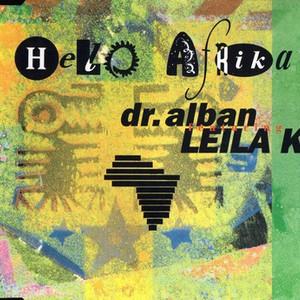 Hello Afrika (CDS)