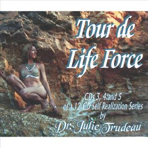 3 cd SET / TOUR de LIFE FORCE - parts 3-4-5 - The Sonic Spectrum Attunements 12 part series: spoken word series concepts & music