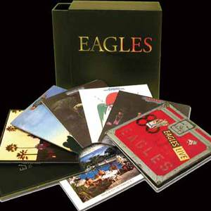 The Eagles (Limited edition boxset) CD8