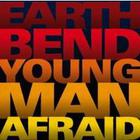 young man afraid