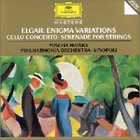 Enigma Variations - Cello Concerto - Serenade For Strings