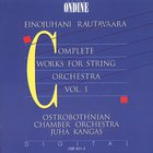 Complete Works for String Orchestra 1