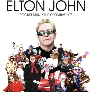 Rocket Man The Defenitive Hits CD1