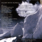 Escape With Romeo - Emotional Iceage CD1