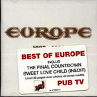 Europe - Best Of Europe.Disc 1