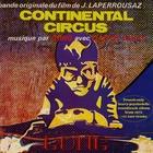 Gong - Continental Circus (Vinyl)