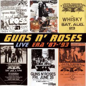 Live: Era '87-'93 CD1