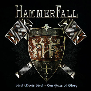 Steel Meets Steel - Ten Years Of Glory CD2