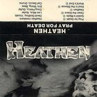 Heathen - Pray For Death (Demo) (Tape)