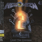 HELLOWEEN - Light The Universe (CDS)