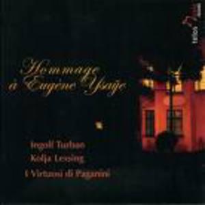 Hommage A Eugene Ysaye CD2