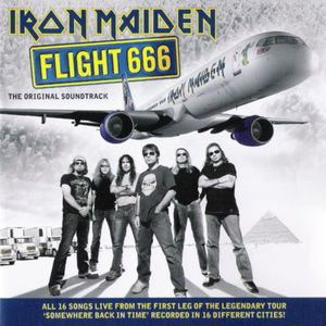Flight 666: The Original Soundtrack (Live) CD1