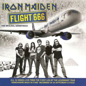 Flight 666 the Original Soundtrack (Live) CD2