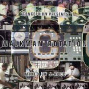 Walkman Rotation