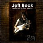 Jeff Beck - Live At Ronnie Scotts