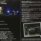 John Sykes - Bad Boy Live!