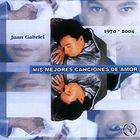 Juan Gabriel - Mis Mejores Canciones De Amor 1970-2004