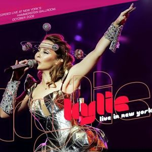 Kylie Live In New York CD1