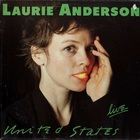 Laurie Anderson - United States Live CD4