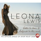 Leona Lewis - Better In Time Footprints In The Sand (CDS)