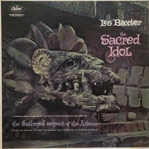 The Sacred Idol (Vinyl)
