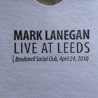 Mark Lanegan - Live At Leeds, Brudenell Social Club