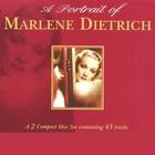 A Portrait Of Marlene Dietrich CD1
