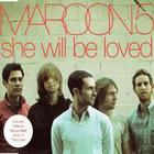 Maroon 5 - She Will Be Loved (CDS)