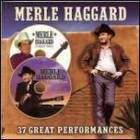 Merle Haggard - 37 Great Performances CD1