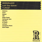 Moonraker - Last Day Saloon - San Francisco, CA - 11.29.03